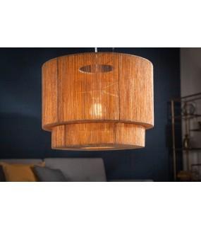 Lampa wisząca Pure Nature 39 cm rattan