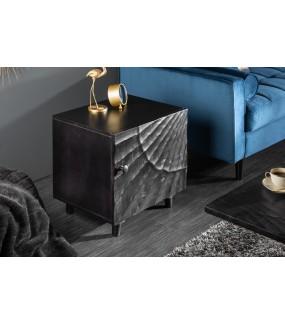 Szafka nocna ZEUS idealna do klasycznie urządzonej sypialni