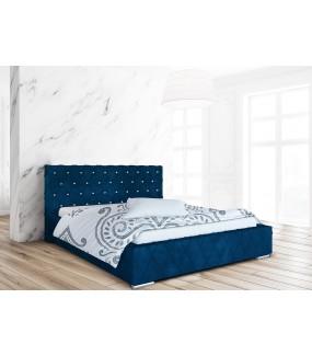 Łóżko ZOYA z pojemnikiem na pościel