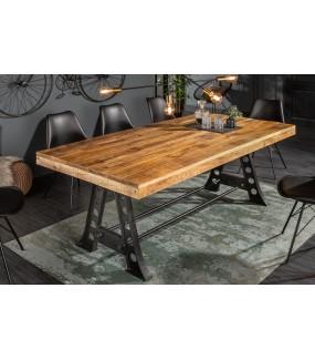 Stół Industrial 200 cm Mango