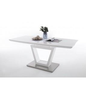 Stół rozkładany NICOLO 140 cm - 180 cm biały