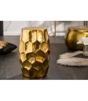 Stolik kawowy Kerrash 30 cm złoty