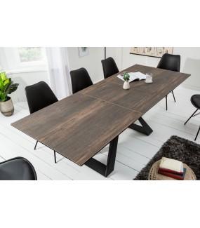 Stół rozkładany TORONTO 180 cm - 230 cm powłoka ceramiczna do salonu