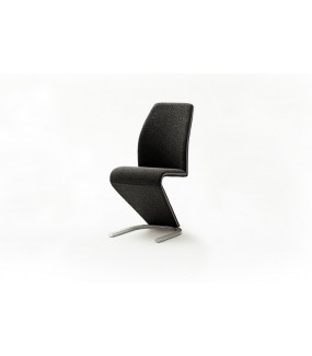 Krzesło VIRGINIA Czarne