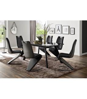 Krzesło VITORIA czarne