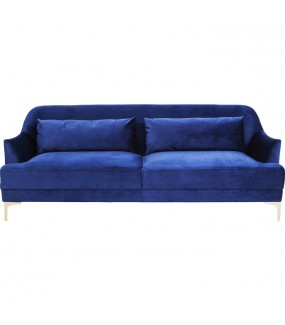 Sofa Proud 214 cm niebieska