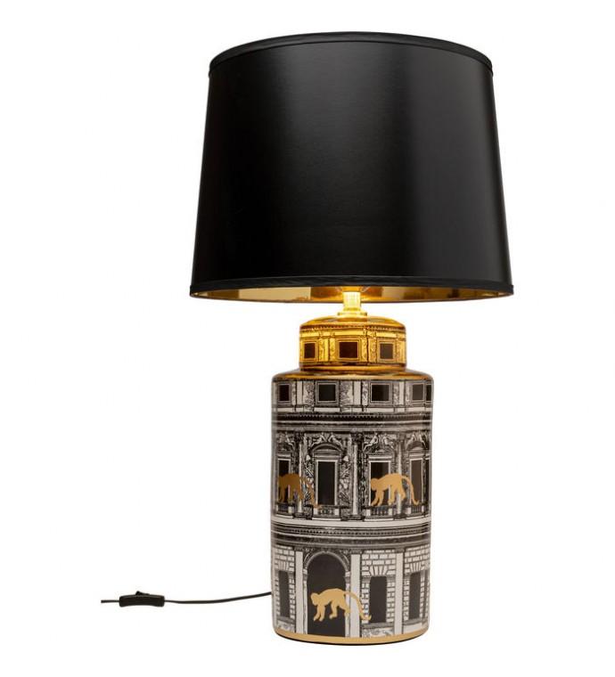 Lampa Palazzo czarna