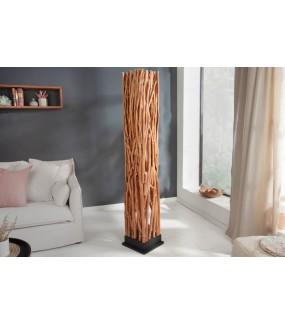 Lampa podłogowa Parave 175 cm Longan Naturalna do salonu
