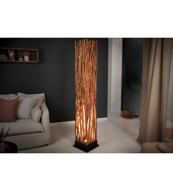Lampa podłogowa Parave 175 cm Longan Naturalna