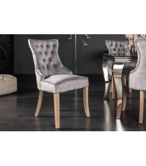 Krzesło LORENA szare