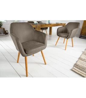 Krzesło Dastin taupe