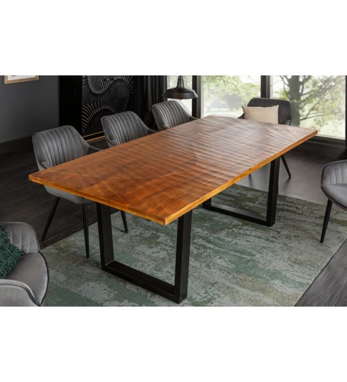 Stół DAVIDE 200 cm Mango naturalny