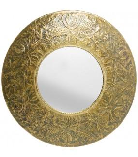 Lustro Victoria 110 cm złote