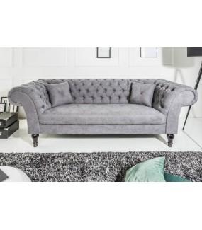 Sofa Euphoria 230 Cm szara
