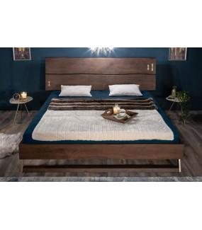 Łóżko ARKTYKA 180 cm x 200 cm akacja