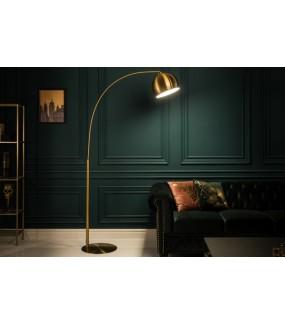 Lampa podłogowa JULIETTA 205 cm złota