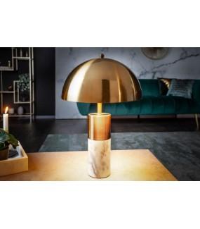 Lampa stołowa UMBRELLA złota