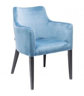 Krzesło Mode w odcieniu niebieskiego