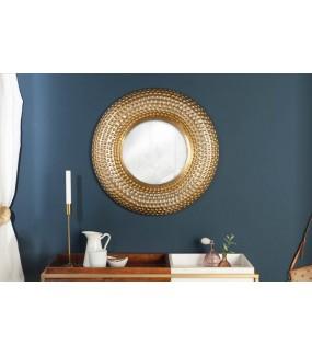 Lustro Orriental 60 cm w kolorze złotym