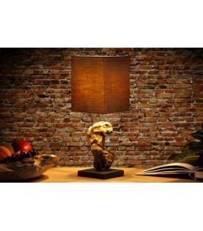 Lampa stołowa Driftwood Hypnotic brown