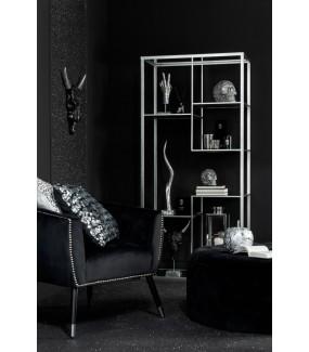 Fotel Emy czarny