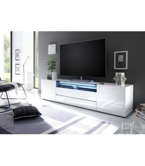 Stolik Pod TV VICENZA 200 Cm Biały