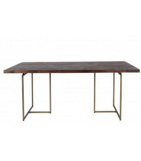 Stół Class 220 cm w kolorze akacji