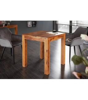 Stół Lagos 70 cm drewno Sheesham do salonu