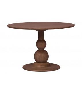 Stół Blanco 120 cm Mango do salonu