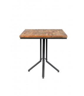Stół Maze 75 cm teak