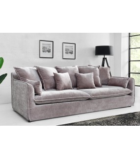 Sofa HEAVENLY Heaven 210 Cm Velvet Taupe