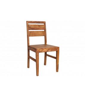Krzesło drewniane Lagos Sheesham do jadalni