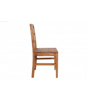 Krzesło drewniane Lagos Sheesham