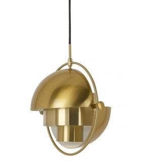 Lampa wisząca Varia złota