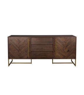 Komoda CLASS wysoka do salonu w stylu nowoczesnym. Idealna do pokoju w stylu skandynawskim.