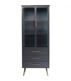 Szafka LA GOMERA do salonu w stylu industrialnym lub nowoczesnym. Idealna do pokoju w stylu klasycznym.