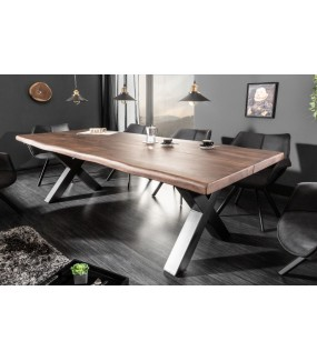 Stół TRES ESTANTES 220 cm akacja
