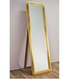 Lustro GRETA 164 cm złote