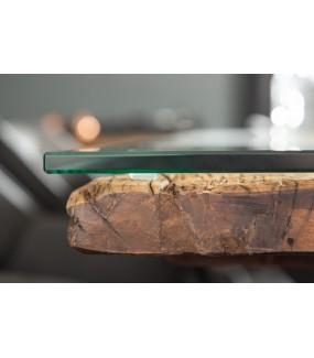 Blat szklany do stołu Barrakuda 220 cm do salonu