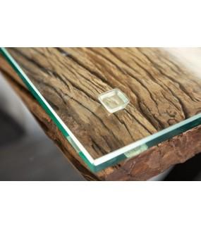 Blat szklany do stołu Barrakuda 220 cm