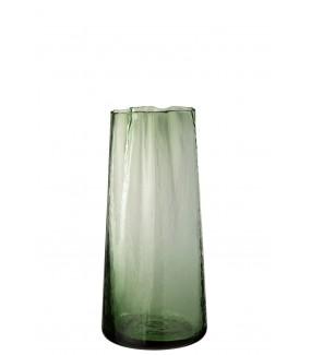 Wazon Iregular zielony