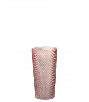 Wazon Barrel różowy
