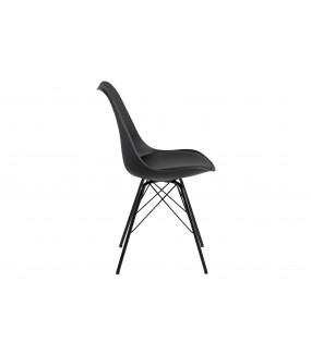 Krzesło do nowoczesnego salonu. Sprawdzi się w klasycznej jadalni lub skandynawskiej kuchni