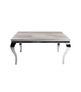 Stół Modern Barock GLORIA 150 cm w optyce marmuru
