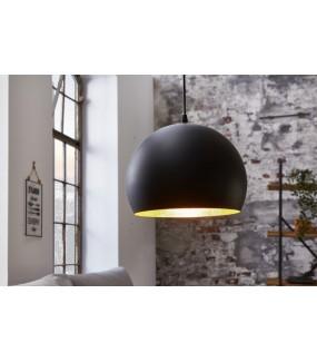Lampa do jadalni w stylu skandynawskim. Wpisze się do pokoju zaaranżowanym w stylu industrialnym.