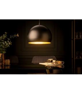 Lampa do salonu w stylu skandynawskim lub glamour. Idealna do nowoczesnego przedpokoju.