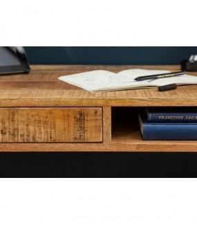 Biurko Retro sprawdzi się w biurze. Będzie idealne do pokoju oraz gabinetu vintage