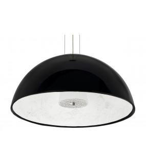 Lampa wisząca ELEGANTE 60 cm czarna