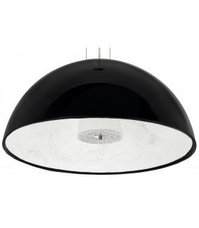 Lampa wisząca ELEGANTE 90 cm czarna