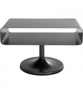 Praktyczny stolik pod TV do salonu w stylu industrialnym. Sprawdzi się w pokoju zaaranżowanym w nowoczesnym stylu.